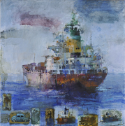 Yiannis Adamakis | Painting Exhibition