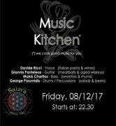 Music Kitchen Live at Sativa Music Bar