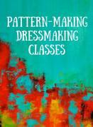 Pattern making & dressmaking classes / Μαθήματα για σχεδιασμό πατρόν και κατασκεύη
