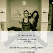 Pilates for athletes at Stretch