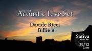 Acoustic Live Set at Sativa Music Bar