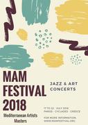 MAM 2018 FESTIVAL - Jazz Concerts