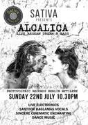 Alcalica Live at Sativa Music Bar