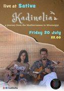 Kadinelia Live at Sativa Music Bar