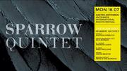 SPARROW QUINTET Concert - Closing Antiparos International Photo Festival