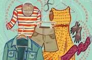 Ανταλλακτικό παζάρι ρούχων / Clothes Exchange Bazaar