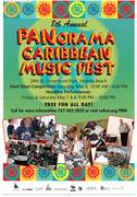 8th Annual PANorama Caribbean Music Fest!