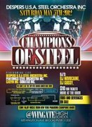 Despers USA Steel Orchestra presents Champions of Steel