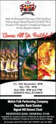 MESH  Malick Folk Performing Company, Exodus Steel Orchestra, Signal Hill Alumni Choir