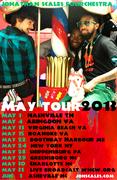 Jonathan Scales May Tour