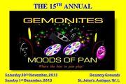 Moods of Pan