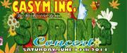 CASYM Annual Spring Concert 2014