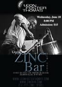 Leon Foster Thomas @ Zinc Bar