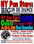 New York Pan Stars presents its 2nd Annual Pantastic Friday,
