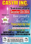 Have Yourself a Merry Christmas -- CASYM Concert