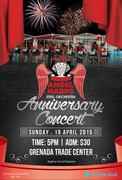 Angel Harps 50th Anniversary Concert