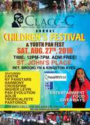 CHILDREN'S FESTIVAL and YOUTH PANFEST