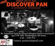 Discover Pan Community Workshop