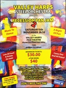 "Valley Harps Steel Orchestra ""Recession Pan Jam 2"""
