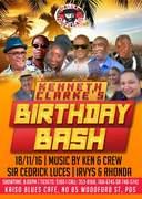 Kenneth Clarke's birthday bash