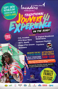 Invaders Traditional Jouvert Jump Up