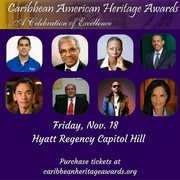 23rd Annual Caribbean American Heritage Awards - A Celebration of Excellence