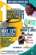 1st Annual Anniversary Concert - Bob's Music