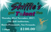 Skiffle's Got Talent Too