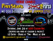 NY Pan Stars Pan Party