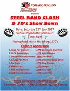 Steel Band Clash D 70's Show Down