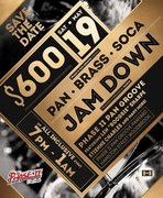 Jam Down - A memorable night of Pan, Brass and Soca - Phase II
