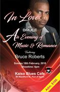 In Love... with Bruce - An Evening of Music & Romance