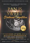Brooklyn Steel Orchestra (BSO) Presents PAN IS SWEET COMPETITION