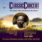 UWI Classic Concert 2018 - Ras Shorty I