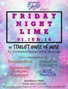 MHTL Starlift Steel Orchestra - Friday Night Lime