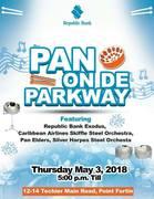 Pan On De Parkway!