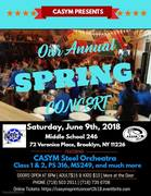 CASYM Annual Spring Concert 2018