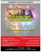 St. Margaret's Youth Pan Extravaganza