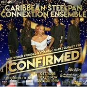 Caribbean Steelpan Connextion Ensemble @ Ms. World Trinidad and Tobago Pageant 2018