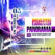 Panorama 2018 - Miami Broward One Carnival