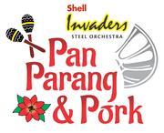 Shell Invaders Pan, Parang and Pork