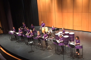 Raider Steel Band and Percussion Ensemble to perform