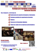 II Congreso ITAC 2013 Santa Cruz Bolivia