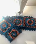 Crochet a Granny Square 'Esme' Scarf