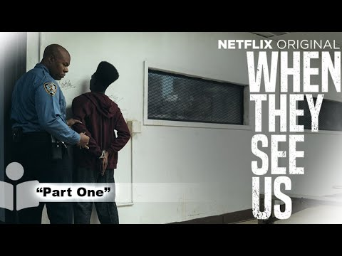 WHEN THEY SEE US - (2019) DRAMA BASED ON THE CENTRAL PARK 5