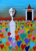 """"""" Dall'Attualità al Fantasy: un progetto alienista a Matino""""di Giorgio De Cesario (Quarta Tappa Mostra Personale Itinerante)"""
