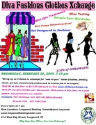 Diva Fashions Clothes Xchange & Networking Event