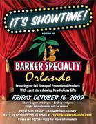 Showtime Tradeshow - FREE event