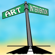 Let's Meet at the Intersection of Art and Intervention