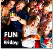 FUN Friday's LIVE Social Networking hosted by Connections Groups and MichelleValentine.TV